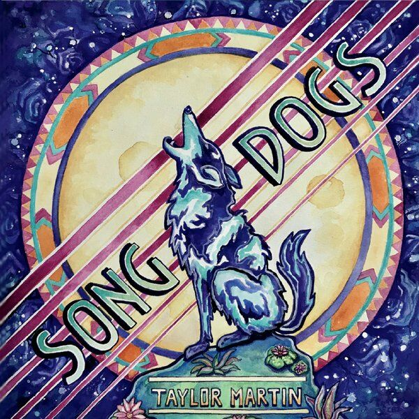 Cover art for Song Dogs